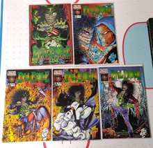 Evil Ernie Straight to Hell 1-5 Full Set Chaos Comics 1995 Lady Death VF - $18.75
