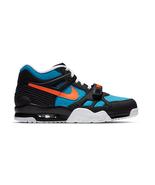 Nike Air Trainer 3 (Black/ Total Orange/ Laser Blue/ White) Men US 8-13 - $244.99