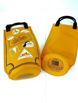 Veuve Clicquot Champagne Brut Bottle Insulated Shopping Carrying Bag w/ ... - $254,77 MXN