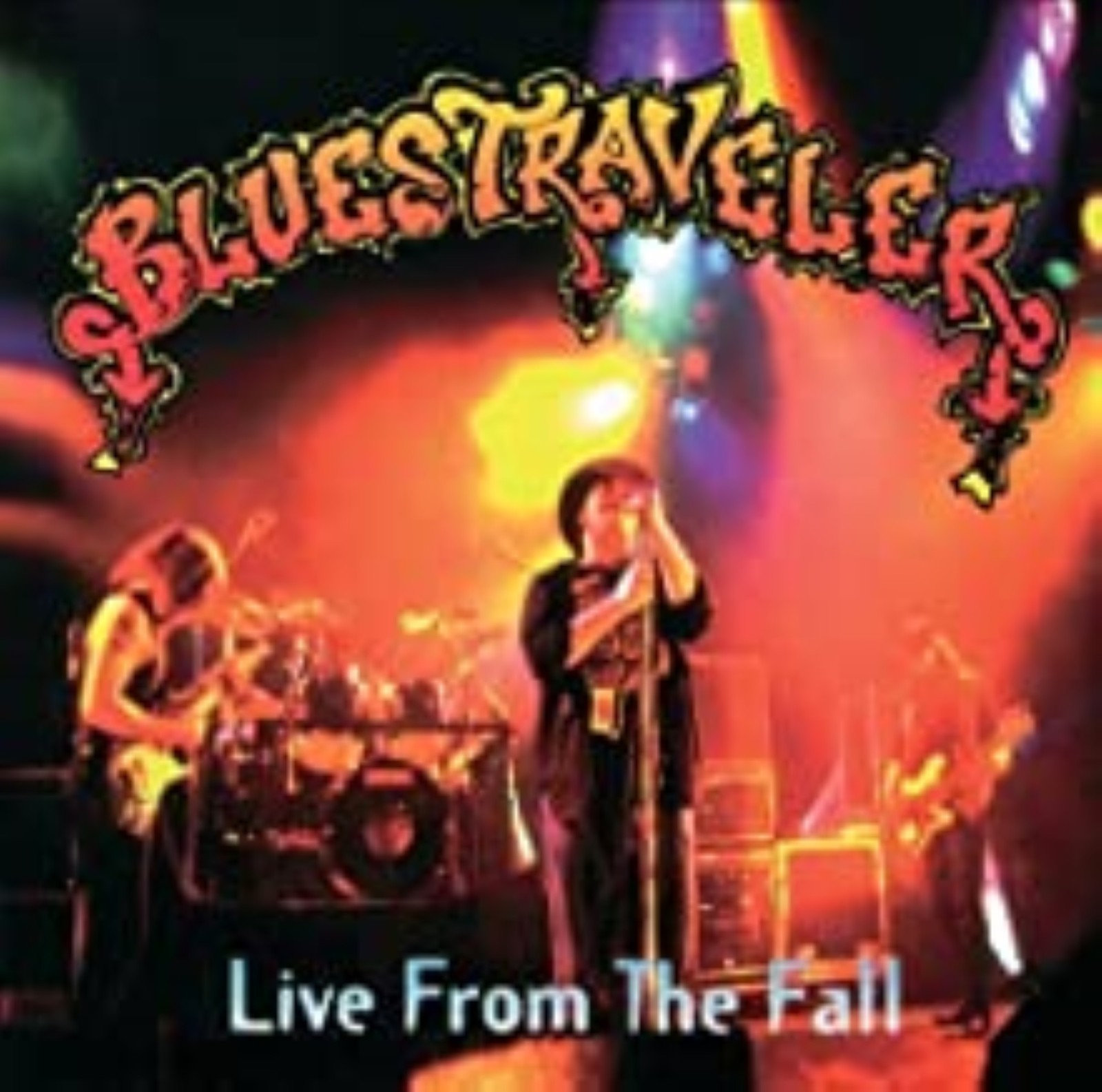 Live From The Fall by Blues Travler Cd