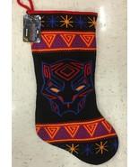 "Marvel Comics Black Panther 19"" Knit Christmas Stocking - $17.00"