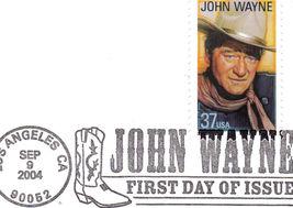 John Wayne First Day Issue - $4.95