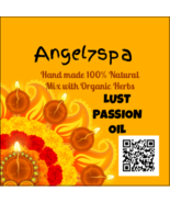 Sepllbound Lust Passion Oil hand made by angel7spa - $10.99