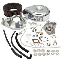 S&S Super E Carburetor Kit For Harley-Davidson Evolution 1984-1992 P/N 11-0407 - $569.99