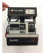 VINTAGE POLAROID SUN 600 LMS INSTANT CAMERA Sold as not working - $28.04