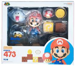 Super Mario 15.2cm Clásico Piel Acción Figura Nendoroid Serie 473 Good Smile Co