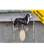 Greater Swiss Mountain Dog Deluxe crate tag, ha... - $30.00