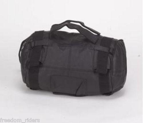 New Motorcycle Sissybar Barrel Bag allstate