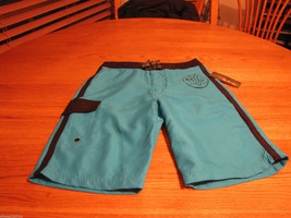 Boy's Youth Epic Threads board shorts L large NWT surf casual sapphire g... - $7.47