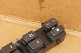 14-15 Kia Optima Driver Door Power Window Master Switch image 2