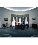 President John F. Kennedy Resolute Desk Oval Office 1961 New 8x10 Photo - $8.81