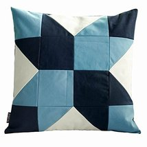 Flower Pattern Square Decorative Pillows Sofa/Bed Throw Pillows, Insert ... - $36.96