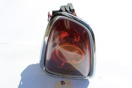 2008-2010 MINI COOPER DRIVER LEFT TAIL LIGHT   R1380 - $88.19