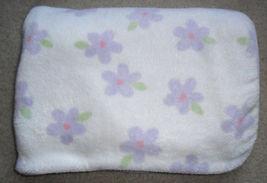 Carters White Purple Lavender Flowers Floral Pl... - $32.29