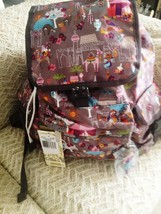 Lesportsac Disney Moroccan Sun Collection Voyager Backpack NWT - $375.00
