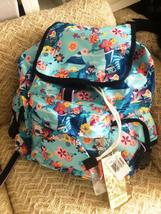 Lesportsac Disney IASW Tahitian Dreams Collection Voyager NWT w/ Charm ~... - $450.00