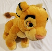 "Disney Store Exclusive Lion King 13"" Young Simba Plush Stuffed Animal To... - $24.49"