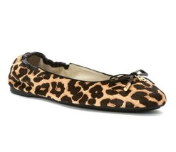 Michael Kors melody animal print cheetah flat size  5.5 - $43.63
