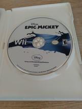 Nintendo Wii Disney Epic Mickey ~ COMPLETE image 3