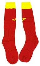4 Pack Joma Mens Soccer Football Knee High Socks Small Medium Large Red ... - $13.49