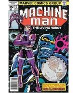 Machine Man Comic Book #5 Marvel Comics 1978 FINE+ - $7.14