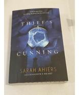 THIEF'S CUNNING SARAH AHIERS PAPERBACK 2017 2018 HARPER TEEN ISBN 978006... - $5.89