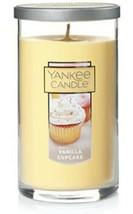 Yankee Pillar Candle- Vanilla Cupcake - $7.80