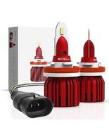 H11H8,H9 LED Headlight Bulbs, Boslla Minimal All-in-One Conversion Kit-6... - $37.19