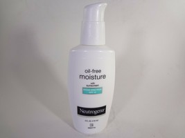 Neutrogena Oil-Free Moisture with Sunscreen SPF 15 4 fl oz *READ* [HB-N] - $14.03