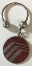Antique Ford Mercury Sable Vintage Key Ring Key fob key Chain rare - $14.01