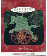 1997 New in Box - Hallmark Keepsake Christmas Ornament - Santa Claus - $3.46