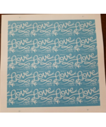LOVE Skywriting 2016 (USPS) MINT SHEET 20 FOREVER STAMPS - $15.95