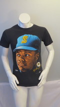 Ken Griffey Jr. Shirt - Mariners Full Face Graphic - Salem Sports - Mne's Small - $79.00