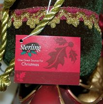 Sterling Brand Santa Riding Sleigh Christmas Decoration Product Number 5201012 image 7