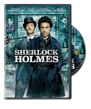 DVD - Action - Sherlock Holmes - Robert Downey Jr. -  Jude Law - Rachel ... - $8.89