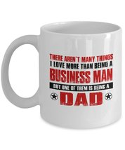Funny Mug-Business Man Father-Best Inspirational Gifts for Dad-11 oz Cof... - $13.95