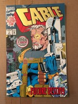 CABLE #1 Marvel Comic Book 1993 NM Condition 1st Issue 1st Print X-MEN - $4.49