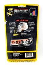 Shock Doctor Strapped Mouthguard Comfort Shock Absorbing Adult 11+ v 2.0 NEW image 3