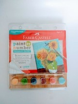 Faber-Castell Paint By Number Museum Series: Sunflowers by Van Gogh - $11.87