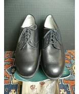 *NOS* Men's Alden Foot Balance CDI Black Leather Oxford Sz. 8.5 5E NWB - $142.03