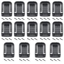 14-Packs Battery Holders For Dewalt 20V Mount Dock Fit For 20V 60V Max - $35.99