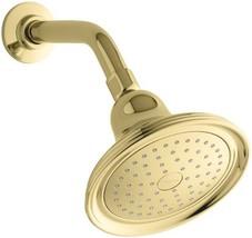 Kohler K-10391-AK-PB Devonshire Single-Faucet Katalyst Showerhead, Vibra... - $98.86