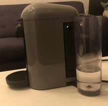 NESPRESSO VERTUOPLUS - ONLY USED 4X - MISSING WATER CAP - $80.00