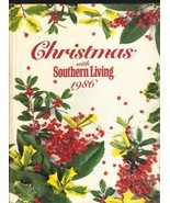 Christmas with Southern Living, 1986, Hardcover Crafts & Recipe Book - $6.50