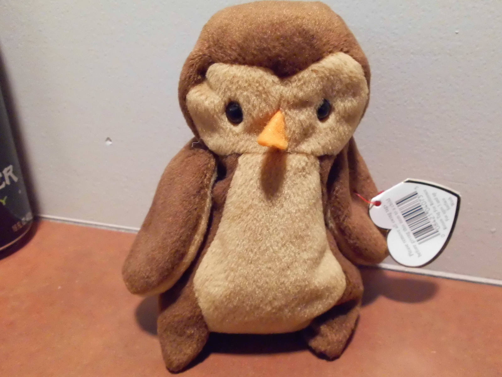 Ty Beanie Babies Hoot the Brown Owl and 50 similar items. Il  fullxfull.1381648346 lb6l f033fb7e643c