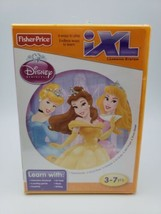 Fisher Price I Xl Disney Princess Ages 3-7 Years Free Shipping !! - $9.89