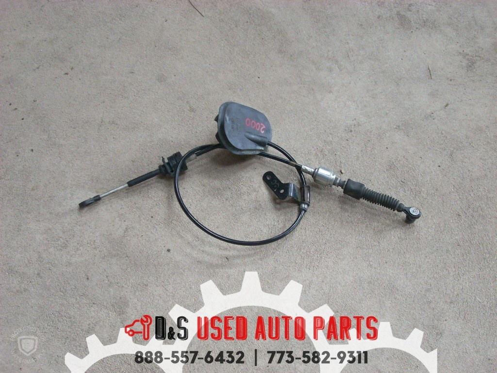 2014 2015 2016 NISSAN VERSA AUTOMATIC TRANSMISSION SHIFTER LINKAGE CABLE OEM