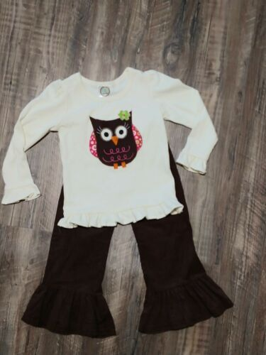 Girls Fall Outfit 4T