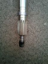 13 and 6 splined shaft. image 4