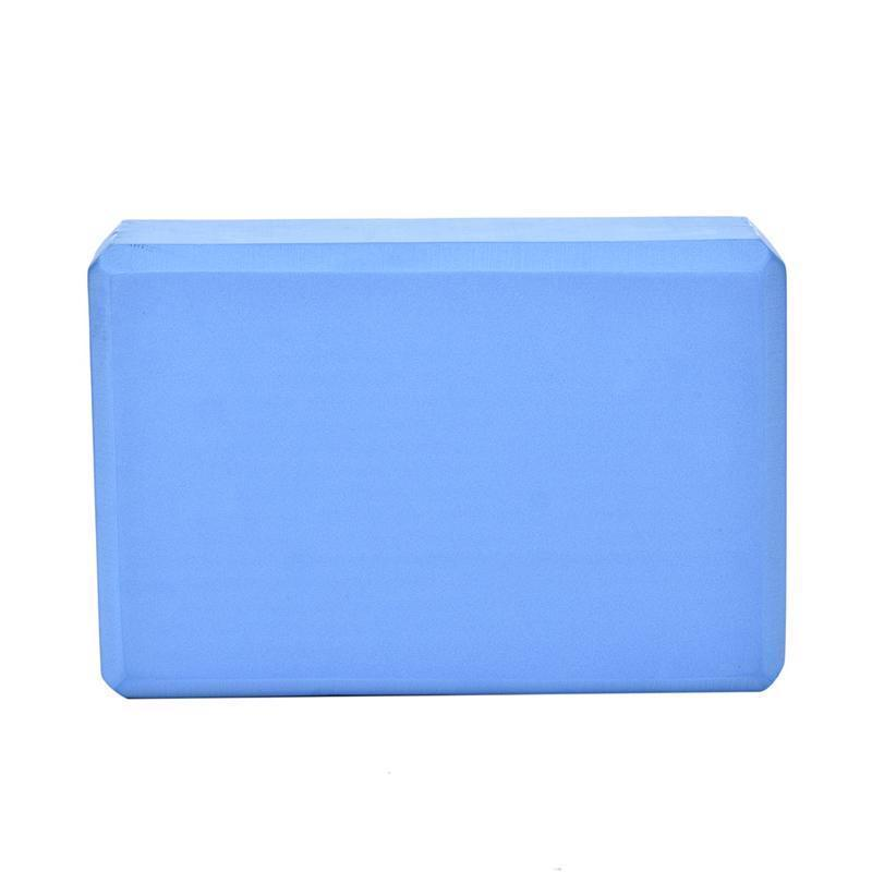 Yoga Foam Pilates Exercise Brick Stretch Fitness Block Sport Eva Sports Head Pad